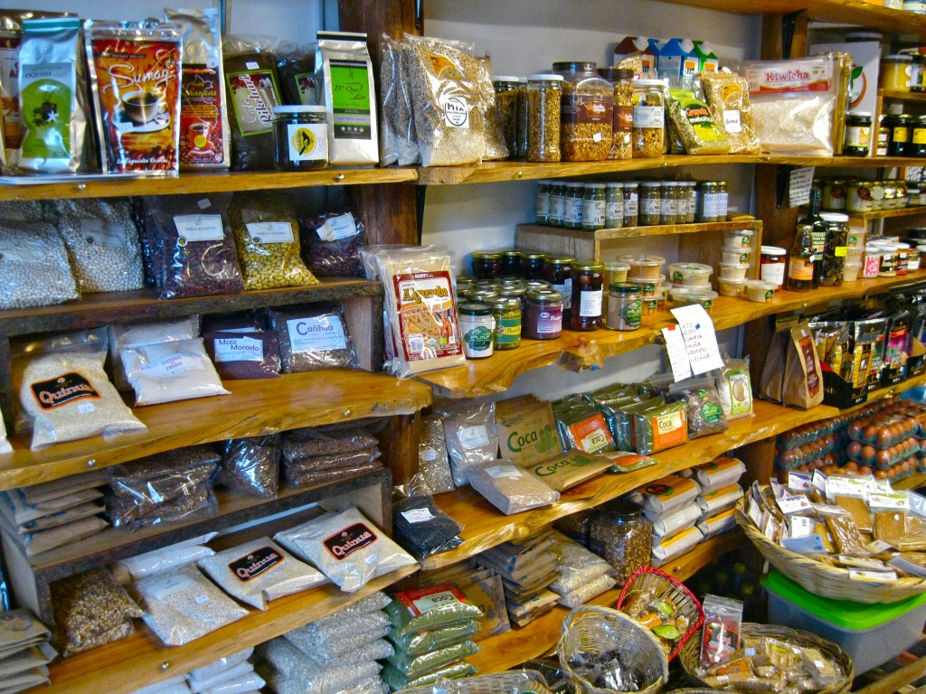 Where To Find Organic Food In Lima Indefinite Adventure